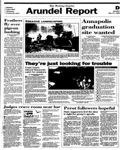 Annapolis Capital, May 21, 1995, Page 28