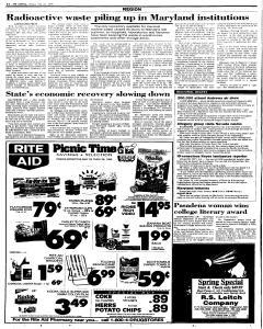 Annapolis Capital, May 22, 1995, Page 4
