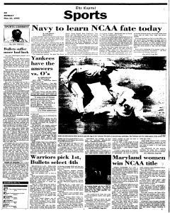 Annapolis Capital, May 22, 1995, Page 14