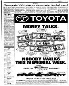 Annapolis Capital, May 28, 1995, Page 29