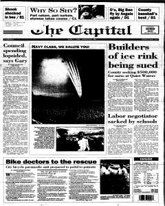 Annapolis Capital, June 01, 1995, Page 1