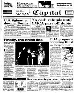 Annapolis Capital, June 02, 1995, Page 1