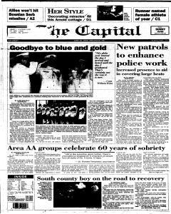 Annapolis Capital, June 10, 1995, Page 1