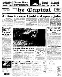 Annapolis Capital, July 12, 1995, Page 1
