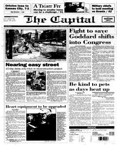 Annapolis Capital, July 15, 1995, Page 1