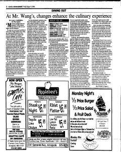 Annapolis Capital, August 04, 1995, Page 28