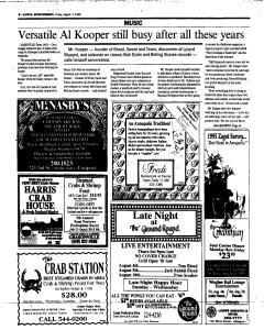 Annapolis Capital, August 04, 1995, Page 34