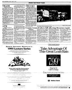 Annapolis Capital, August 08, 1995, Page 14