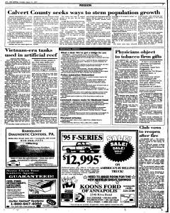 Annapolis Capital, August 22, 1995, Page 4