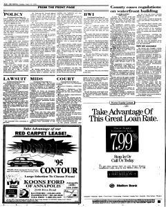 Annapolis Capital, August 22, 1995, Page 12
