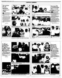 Annapolis Capital, August 23, 1995, Page 22
