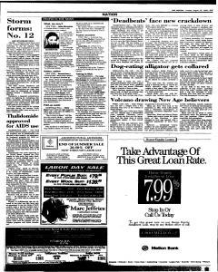 Annapolis Capital, August 29, 1995, Page 3