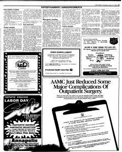 Annapolis Capital, August 30, 1995, Page 21