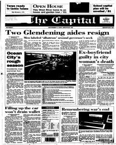 Annapolis Capital, September 02, 1995, Page 1