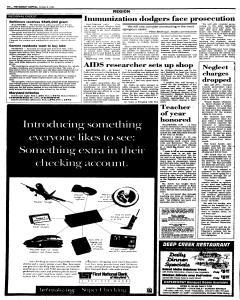 Annapolis Capital, October 08, 1995, Page 4