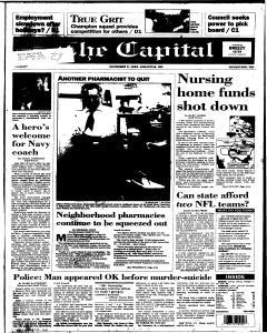Annapolis Capital, December 05, 1995, Page 1