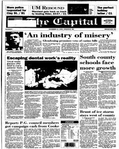 Annapolis Capital, December 14, 1995, Page 1