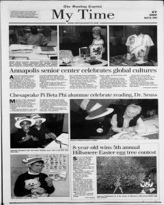 Annapolis Sunday Capital, April 21, 2013, Page 53