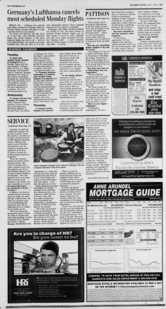 Annapolis Sunday Capital, April 21, 2013, Page 50