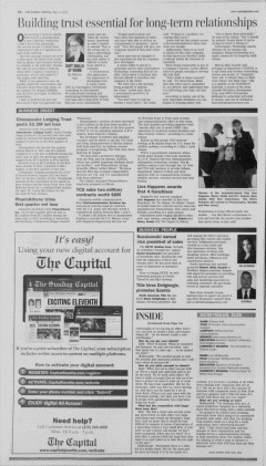 Annapolis Sunday Capital, May 12, 2013, Page 52