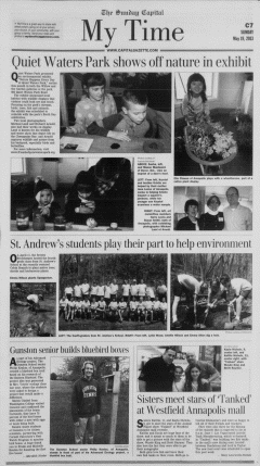 Annapolis Sunday Capital, May 19, 2013, Page 54