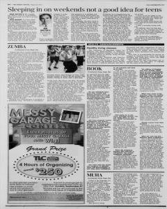 Annapolis Sunday Capital, August 25, 2013, Page 38