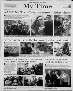 Annapolis Sunday Capital, December 29, 2013, Page 27