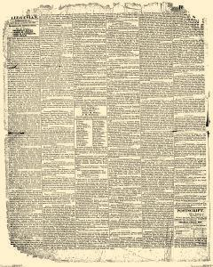 Alleganian, August 16, 1845, Page 1