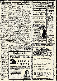 Cumberland Evening Times, November 11, 1918, Page 4