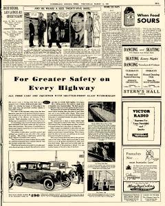 Cumberland Evening Times, March 11, 1931, Page 2