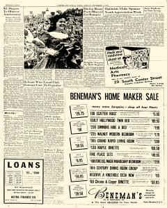 Cumberland Times, November 03, 1957, Page 22