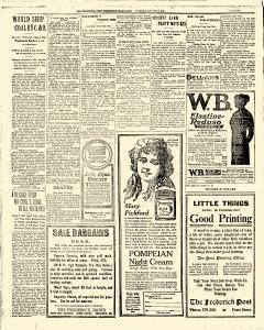 Frederick News Post, January 17, 1918, Page 2