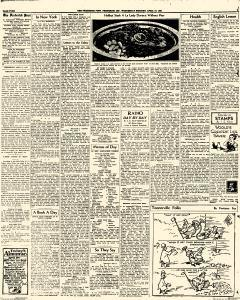 Frederick News Post, April 10, 1935, Page 4
