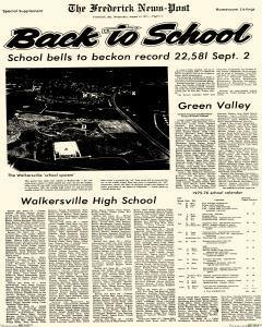 Frederick News Post, August 13, 1975, Page 19