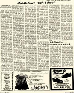 Frederick News Post, August 13, 1975, Page 23