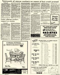 Frederick News Post, September 12, 1985, Page 3