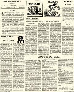 Frederick News Post, July 16, 1987, Page 14