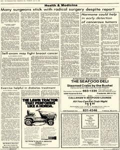 Frederick News Post, July 16, 1987, Page 25