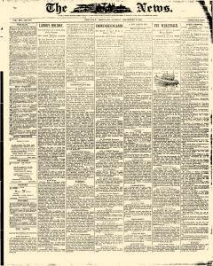 News, September 08, 1891, Page 1