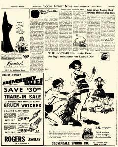 Hagerstown Daily Mail, September 01, 1960, Page 10