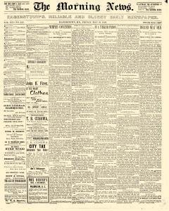 Hagerstown Morning News, May 24, 1895, Page 1
