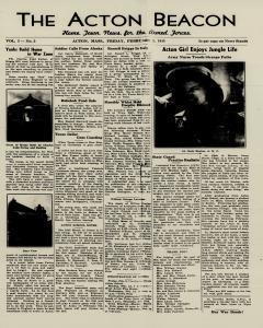 Acton Beacon, February 02, 1945, Page 5