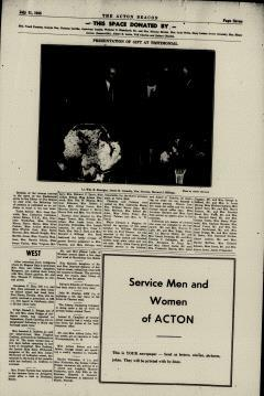 Acton Beacon, July 31, 1945, Page 14
