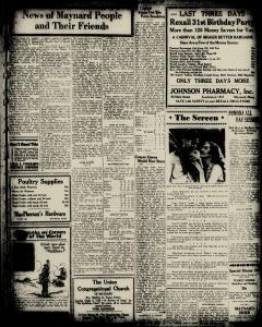 Acton Enterprise, February 28, 1934, Page 7