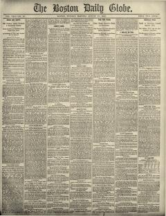 Boston Daily Globe, August 15, 1882, Page 1
