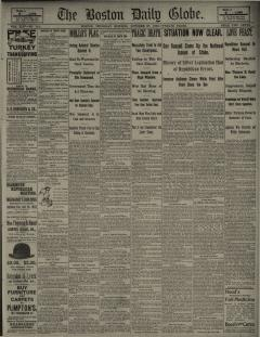 Boston Daily Globe, October 26, 1893, Page 1