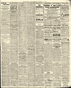 Boston Evening Globe, January 11, 1915, Page 11