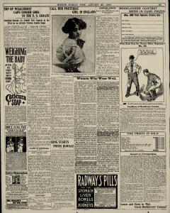 Boston Sunday Post newspaper archives