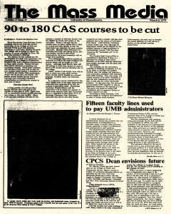 Mass Media, March 06, 1979, Page 1