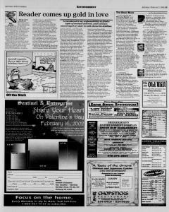 Fitchburg Sentinel and Enterprise, February 02, 2002, Page 10